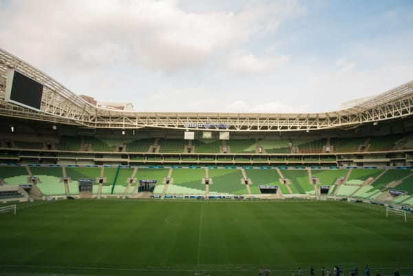 Palmeiras x Junior de Barranquilla no Allianz Parque