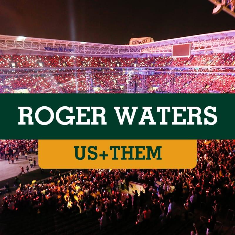 Roger Waters no Allianz Parque