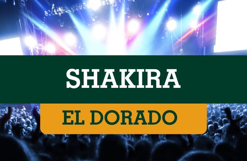 SHAKIRA NO ALLIANZ PARQUE