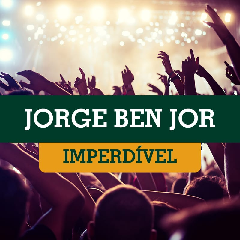 Jorge Ben Jor no Allianz Parque