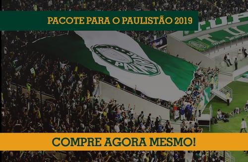 Pacote Paulistão 2019