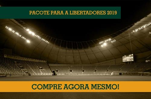Pacote Libertadores 2019