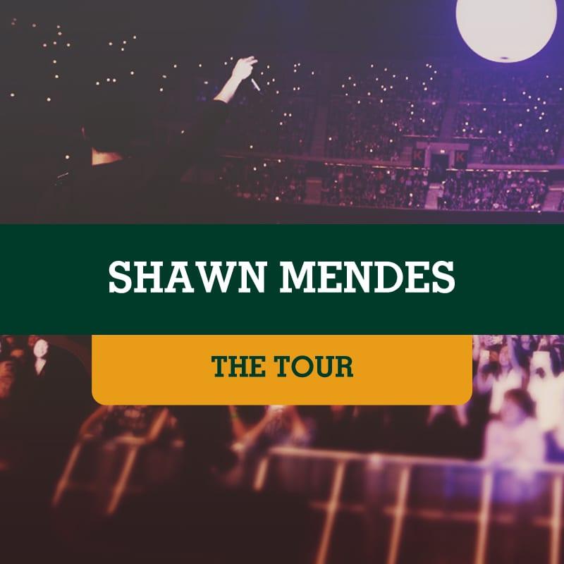 Shawn Mendes – Show Extra – no Allianz Parque dia 29/11