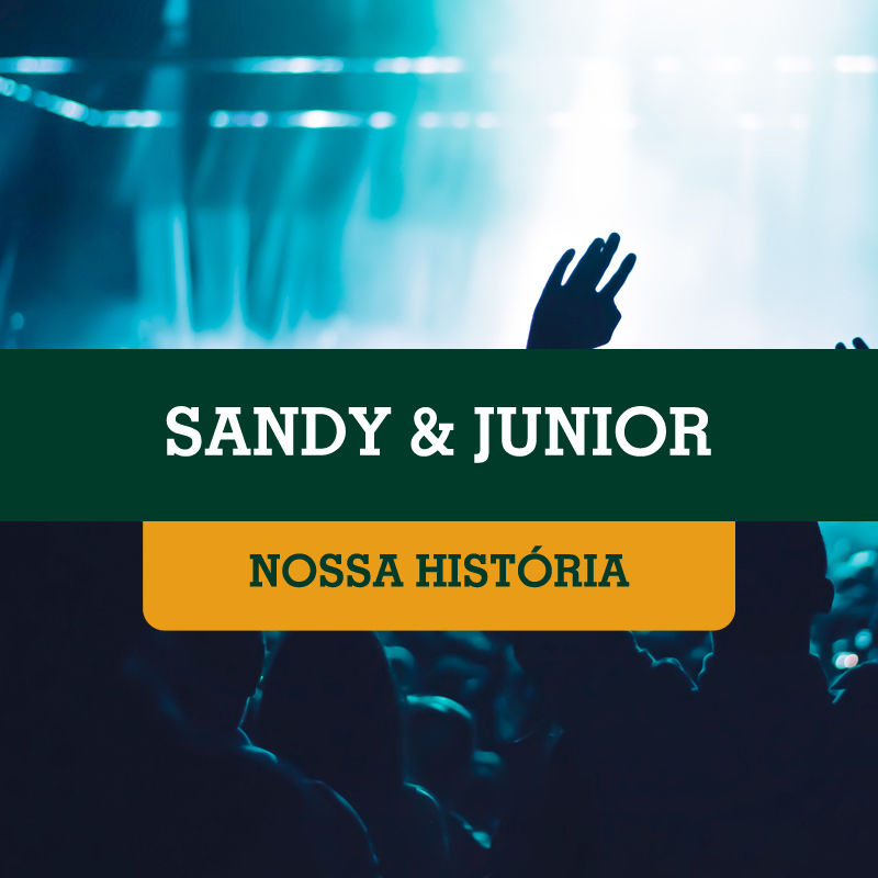Sandy e Junior dia 12/10 no Allianz Parque