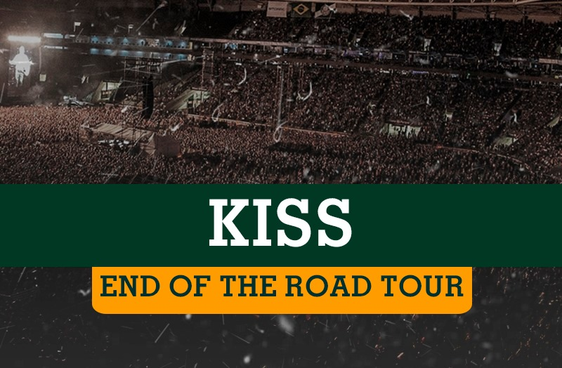 Kiss – End of the Road Tour!