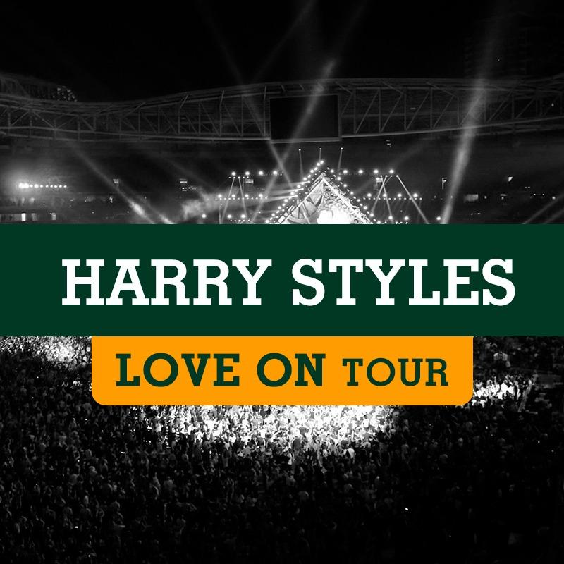 Harry Styles – Love On Tour!