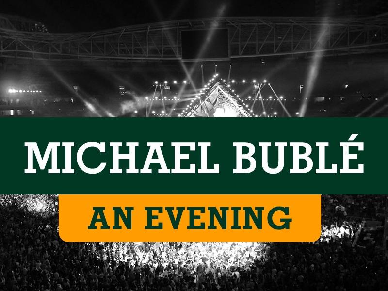 Michael Bublé 25/10/2020