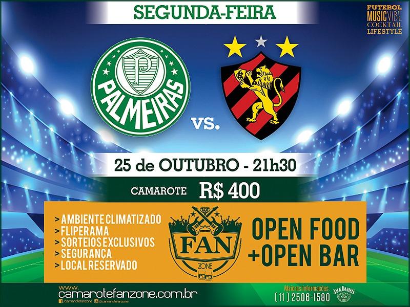 Palmeiras x Sport 25-10